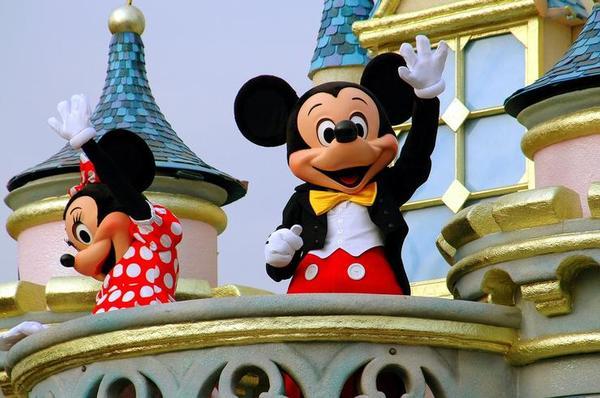 Former public affairs chief took family to Disneyland on auDA dollar