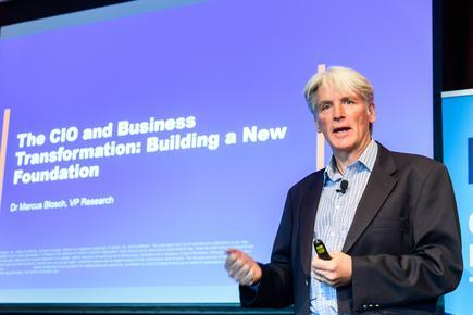 'CIOs, talk about the business, not the operating model'