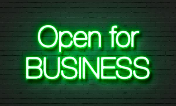 Open for business: Step into the C-suite role you want