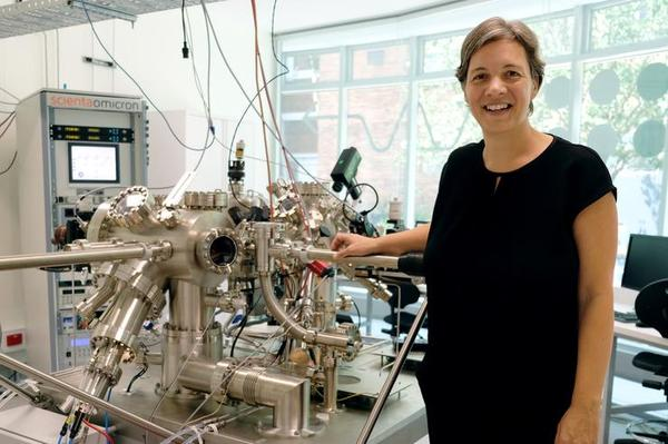 Why Michelle Simmons was destined to be in STEM