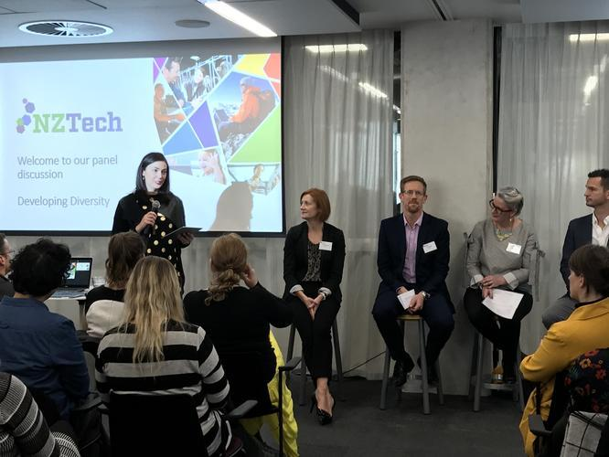 Tackling another ICT gap: Why we have so few women mentors